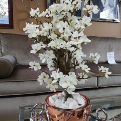 Zijden_bloesemboom_in_koperen_pot_Luxury@Home
